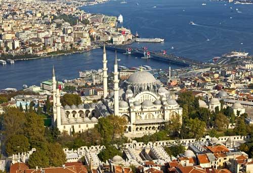 Легендарная Турция