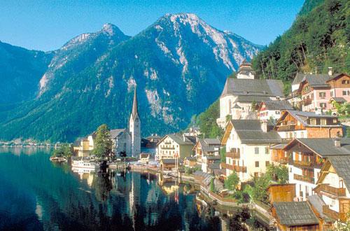 Отдых в Австрии зимой и летом