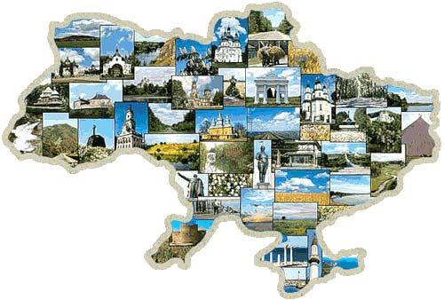 Отдых в Украине в любое время года!