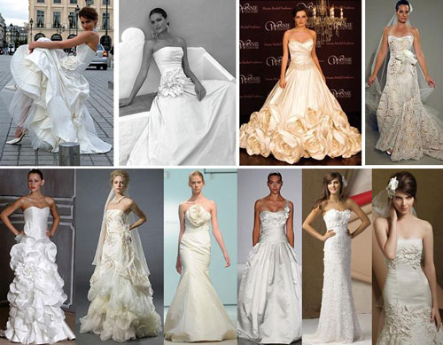 Свадебное платье. Какое выбрать