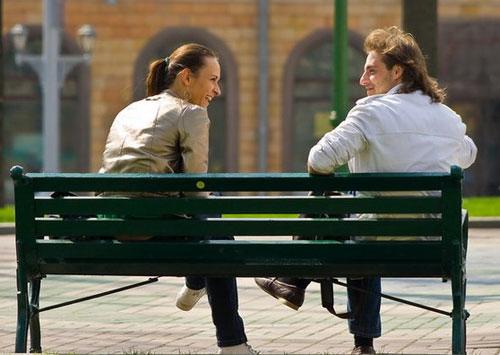 Общения случайные знакомства для
