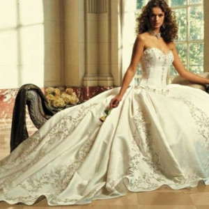Какими бывают свадебные платья?