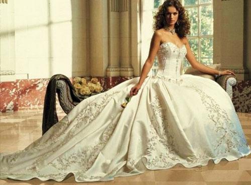 Какими бывают свадебные платья