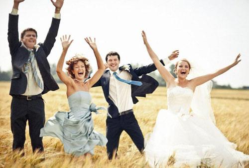 Кто такие свидетели на свадьбе и зачем они нужны?