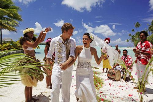 Оригинальные способы проведения свадьбы