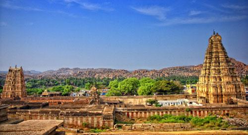 Поездка в одно из самых красивых мест на земле - в Индию