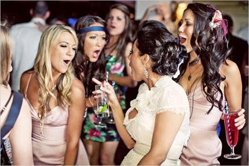 Развлекательная программа на вашей свадьбе