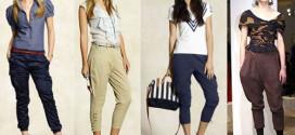 Брюки (штаны) галифе мода 2012 года