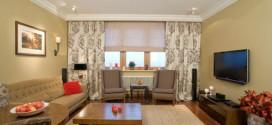Дизайн гостиной в стиле фэн-шуй