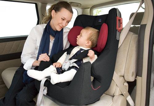 Инструкция для американских мам за рулем