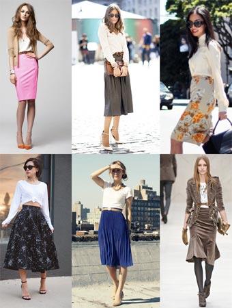 История и смысл юбки