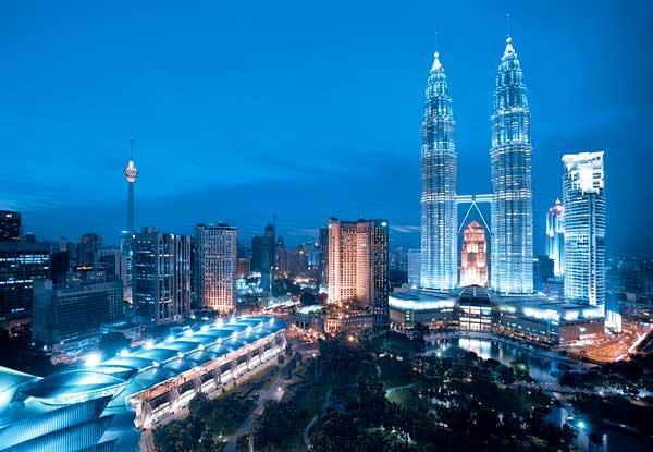Малайзия - спокойствие и величие