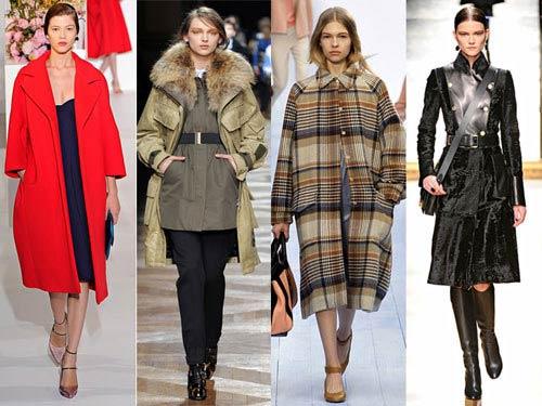 Модные тенденции зимы 2012-2013