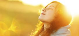 Наслаждайтесь жизнью и мыслите позитивно!