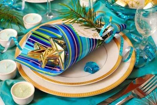 Каким должен быть новогодний стол 2014?