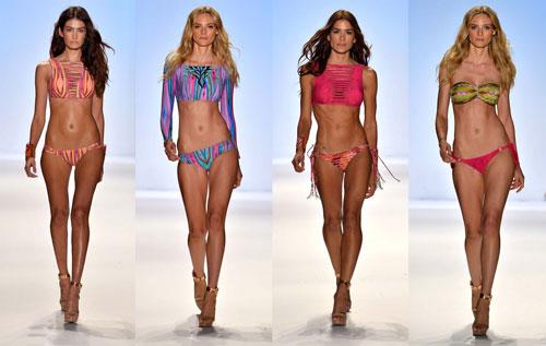 Тенденции пляжной моды