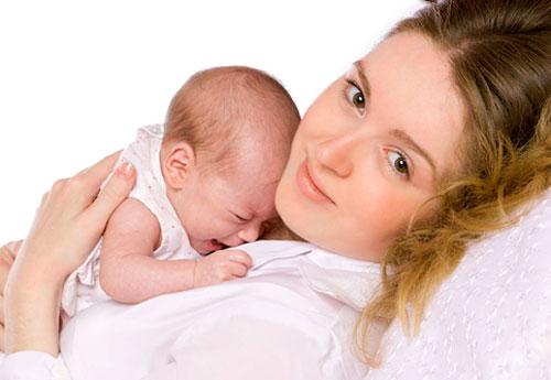 Воспитание малыша до года