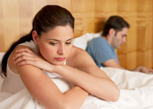 Сексуальные проблемы в семейной жизни