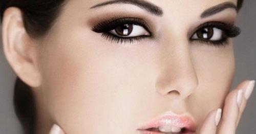 Наиболее частые ошибки при нанесении макияжа: глаза