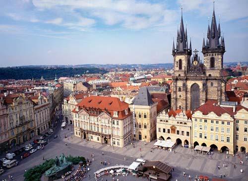 Удивительные достопримечательности Чехии