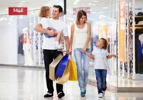Шоппинг с ребенком. Как избежать проблем?
