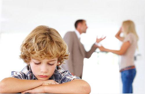Советы разведенным родителям