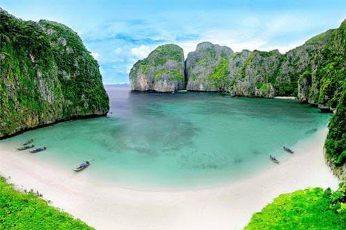 Таиланд: остров Пхи-Пхи