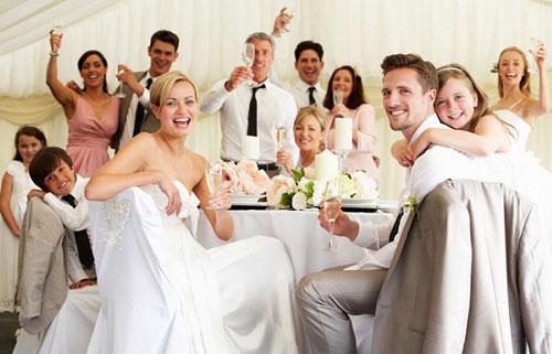 Свадьба без суеты
