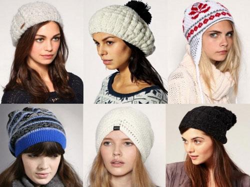 Модно и практично: головные уборы 2014