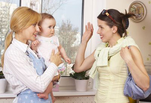 Как подобрать няню для малыша