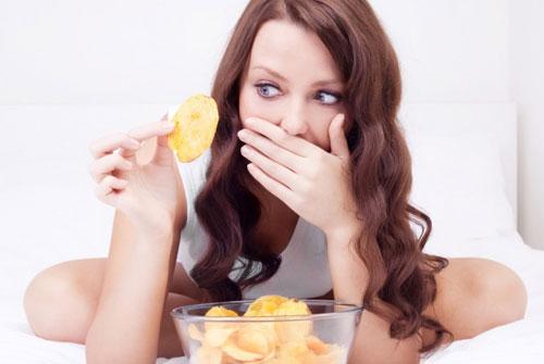 Вредная еда, которая мешает вашей диете