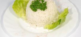 Как готовить рис на гарнир