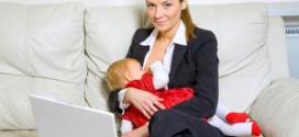Материнство помогает карьерному росту или мешает?
