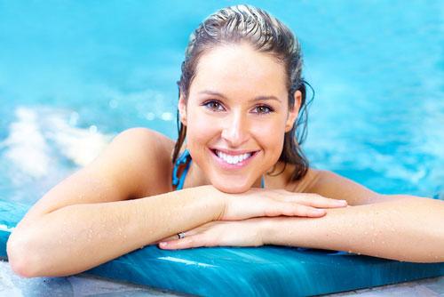 бассейн для похудения питание