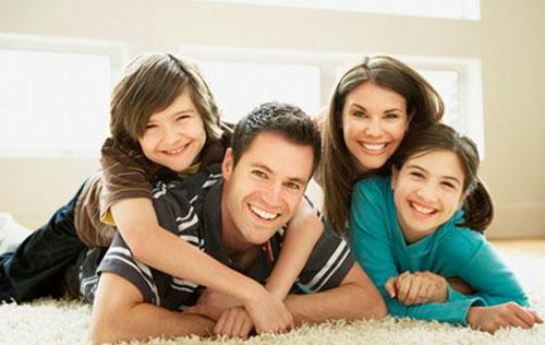 Взаимоотношения в семье родители и дети