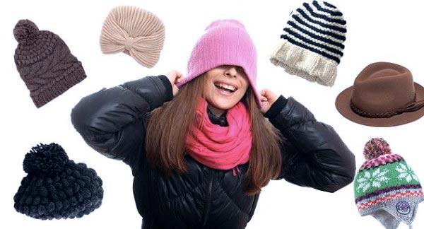 Как правильно выбрать зимний головной убор?