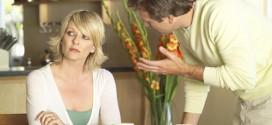 Критика в семейных отношениях