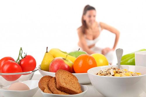 похудение питание спортзал