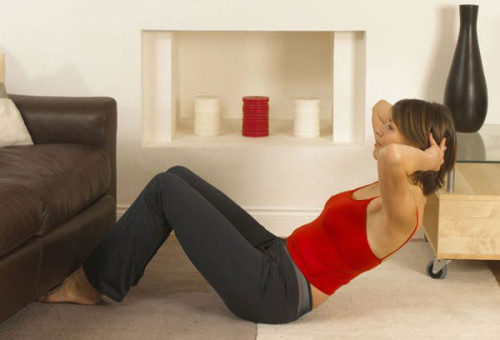Как заниматься в домашних условиях фитнес
