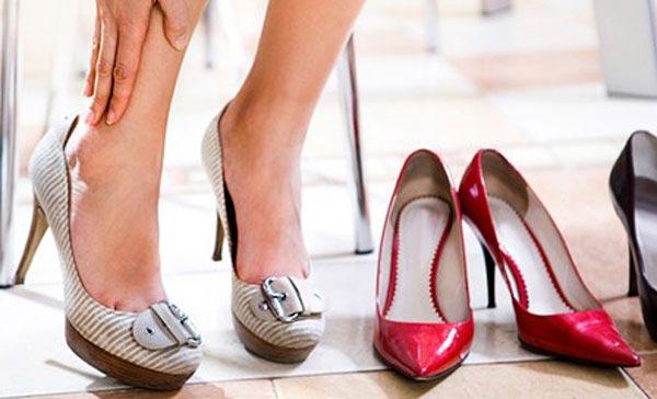 Советы от Mario Muzi: как быстро разносить туфли?