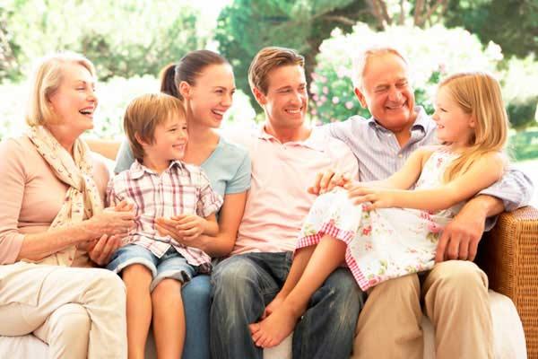 Типы отношений между родителями и взрослыми детьми