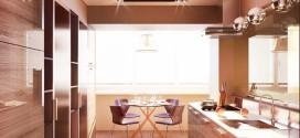 Балкон и кухня как единое пространство
