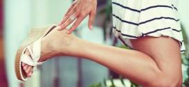 Трещины на пятках: причины появления и способы устранения