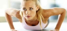 Упругая грудь. Упражнения для укрепления груди