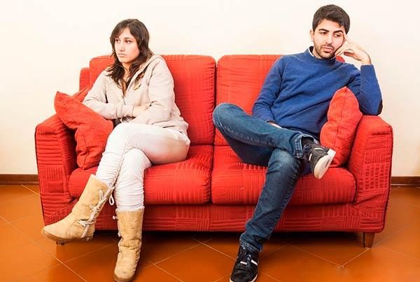 3 повода для распада семейных отношений