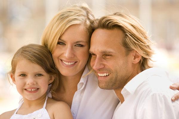 Хронология семейной жизни