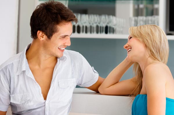 первое знакомство с мужчиной как понять