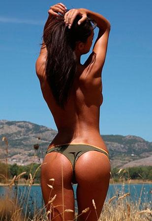 Красивая женская спина: упражнения
