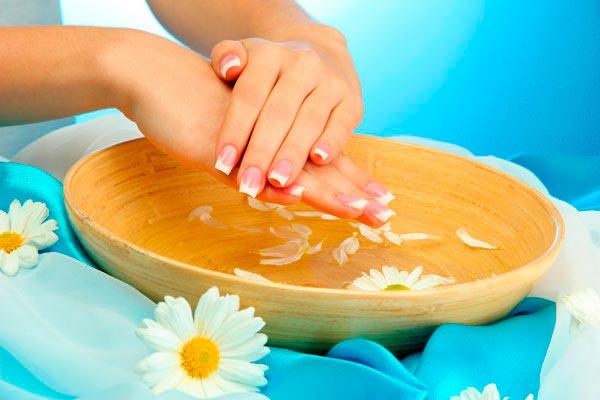 Красивые и здоровые ногти: советы и рецепты