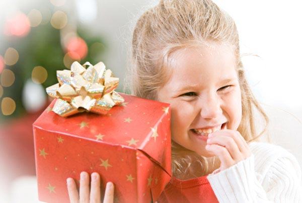 Долгожданный подарок от святого Николая